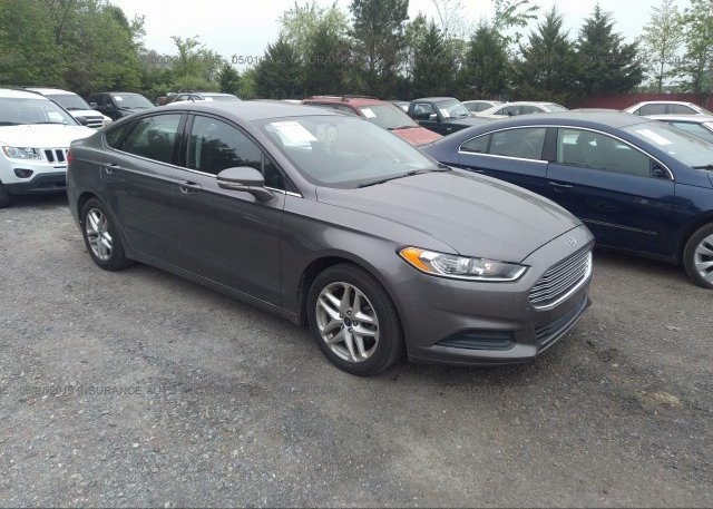 Inventory #369624032 2013 FORD FUSION