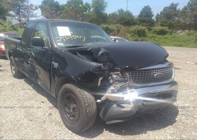 Inventory #149113043 2002 FORD F150