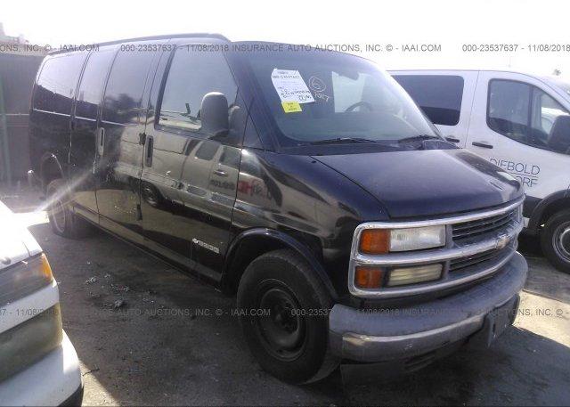 Inventory #267175459 2001 Chevrolet EXPRESS G2500