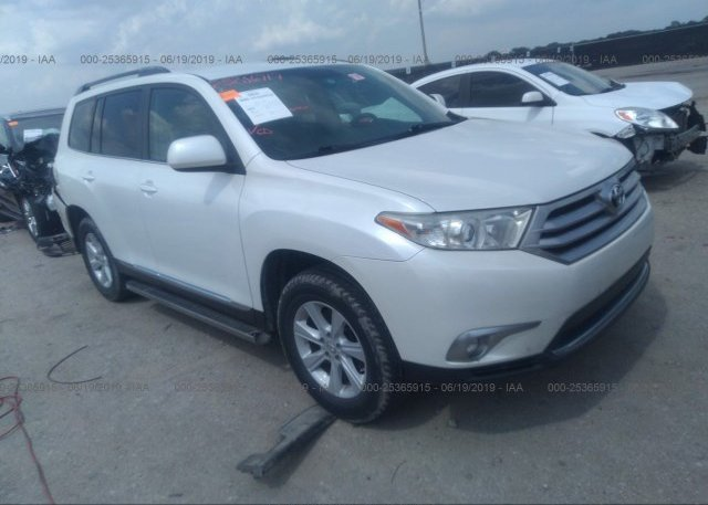 Inventory #523258021 2012 Toyota HIGHLANDER