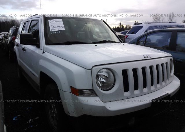 Inventory #458651271 2014 JEEP PATRIOT
