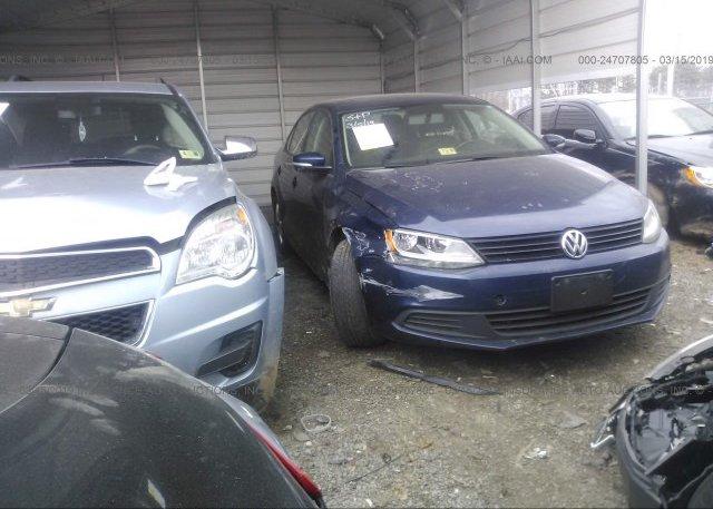 Inventory #612226062 2011 Volkswagen JETTA