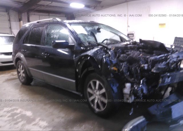 Inventory #394284433 2008 FORD TAURUS X