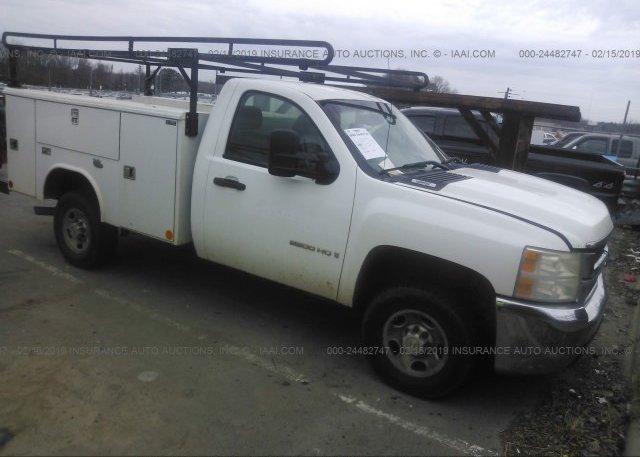 Inventory #663976568 2007 Chevrolet SILVERADO