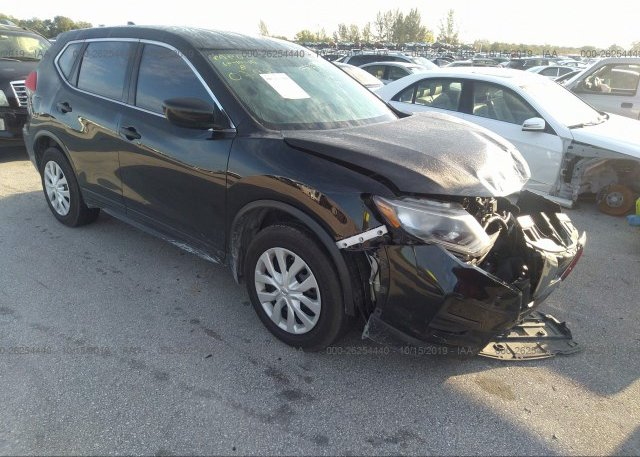 Inventory #107270846 2017 Nissan ROGUE
