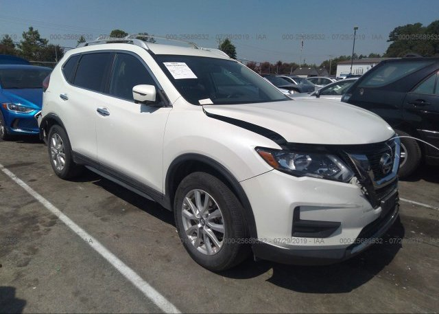Inventory #370651825 2017 Nissan ROGUE