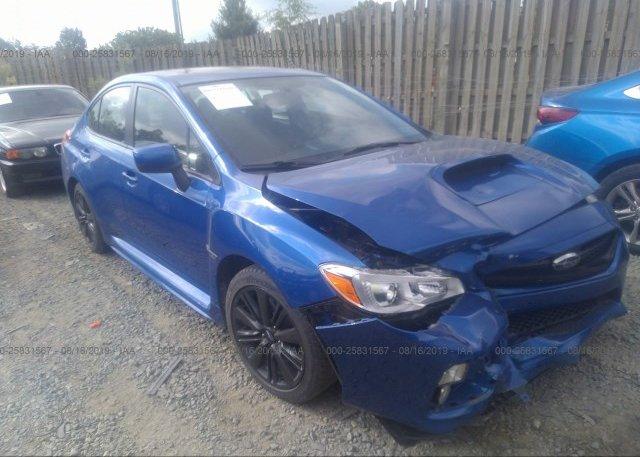 Inventory #490028435 2015 Subaru WRX