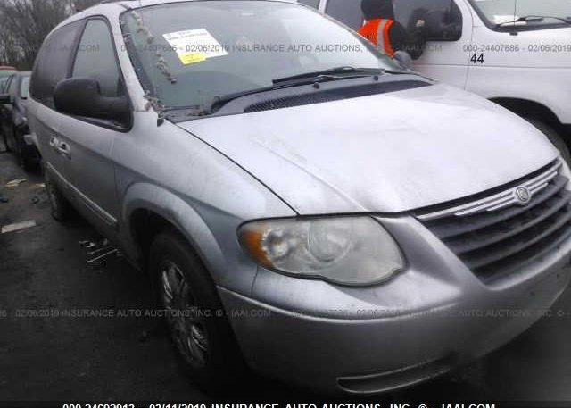 Inventory #208028093 2005 Chrysler TOWN & COUNTRY