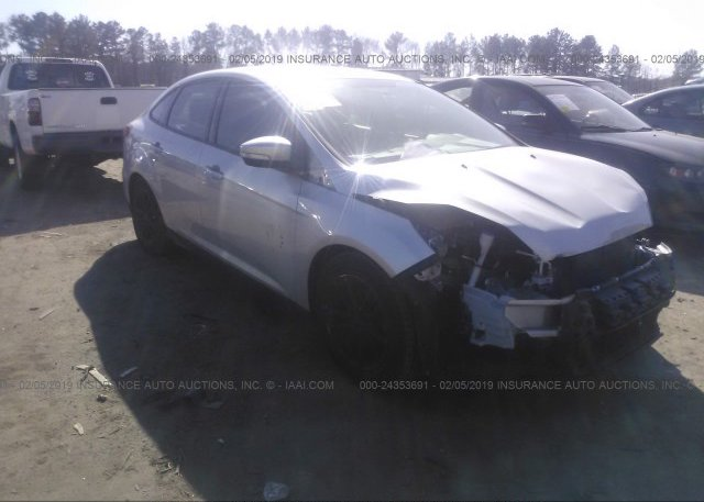 Inventory #353245643 2016 FORD FOCUS