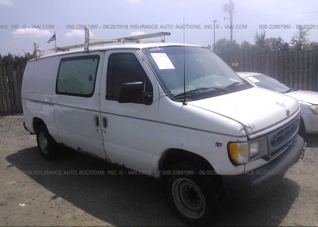 Inventory #656338528 2001 FORD ECONOLINE