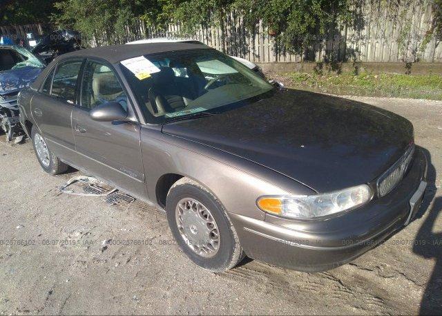 Inventory #242266540 2002 Buick CENTURY