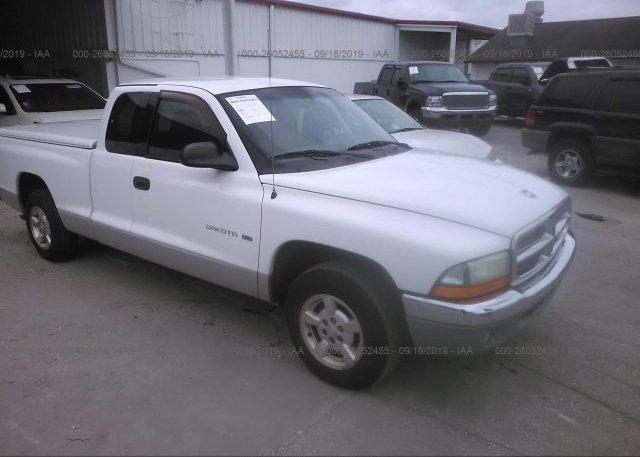 Inventory #586678454 2001 Dodge DAKOTA