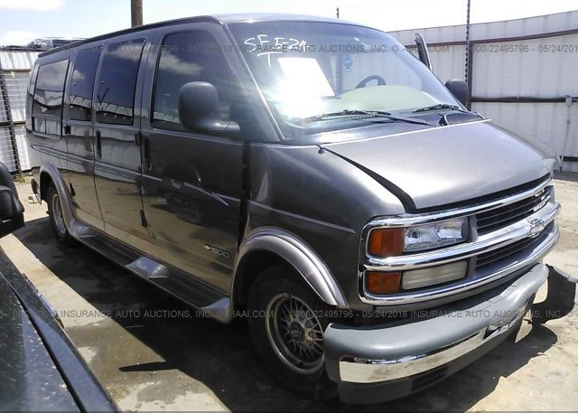 Inventory #752412436 2000 Chevrolet EXPRESS G1500