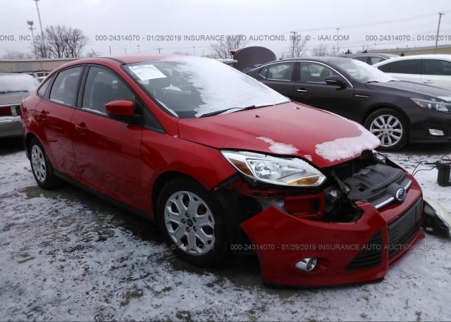Inventory #279832600 2012 FORD FOCUS