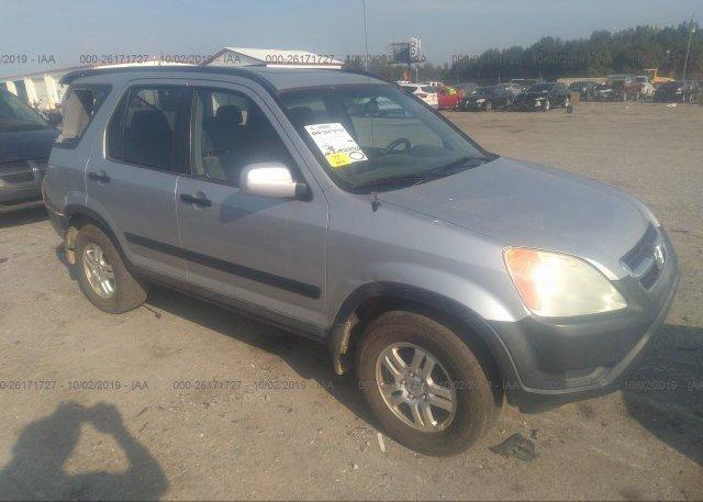 Inventory #462345924 2004 Honda CR-V