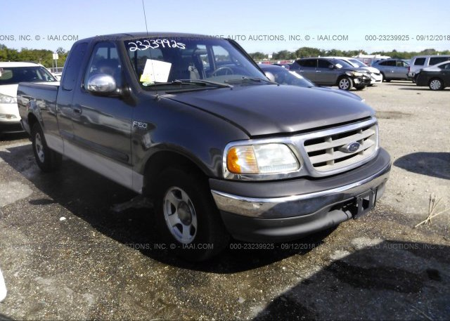 Inventory #703834171 2002 FORD F150
