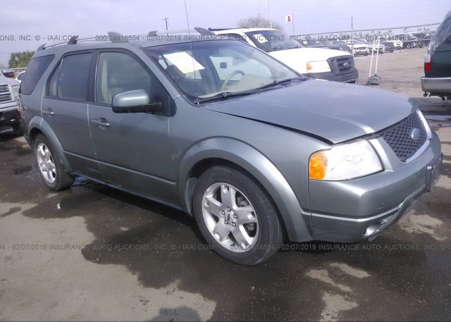 Inventory #862028722 2006 FORD FREESTYLE