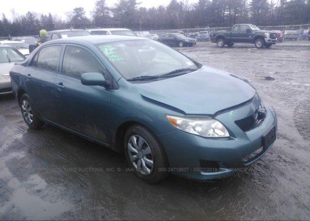 Inventory #397684839 2009 Toyota COROLLA