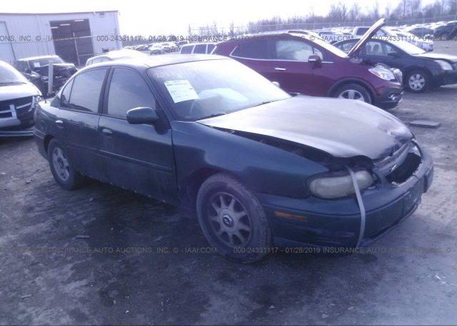 Inventory #578421376 1998 Chevrolet MALIBU