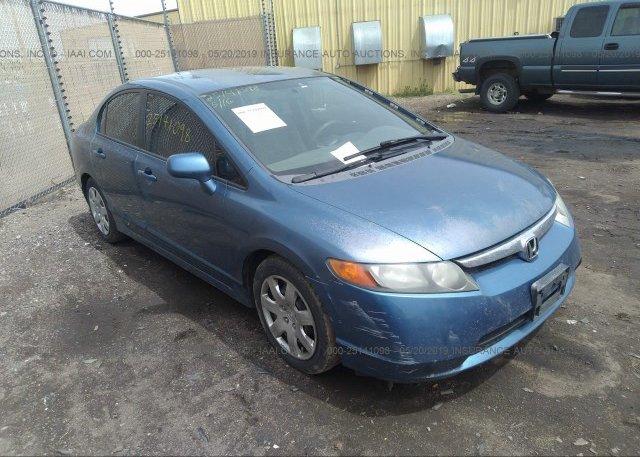 Inventory #799534914 2008 Honda CIVIC