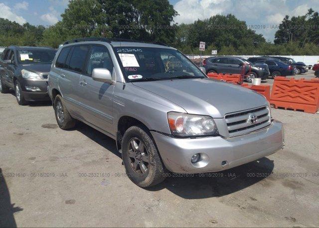 Inventory #470817128 2007 Toyota HIGHLANDER