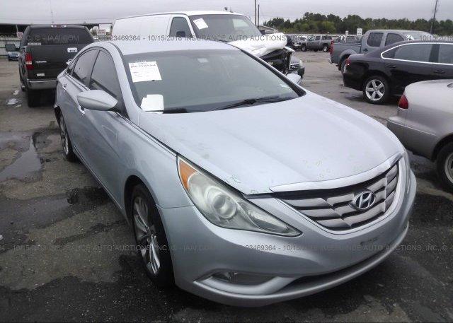 Inventory #632387859 2012 Hyundai SONATA