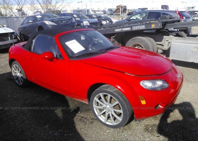 Inventory #495482465 2007 Mazda MX-5 MIATA