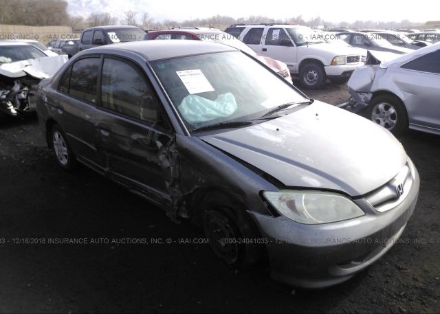 Inventory #777317146 2005 Honda CIVIC