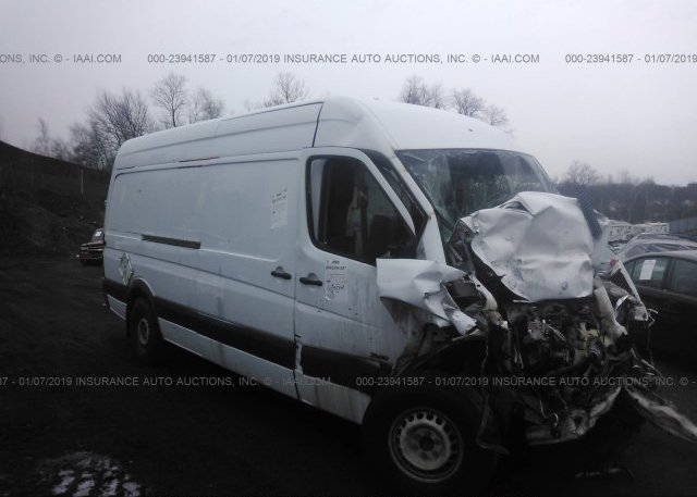 Inventory #895625430 2012 Mercedes-benz SPRINTER