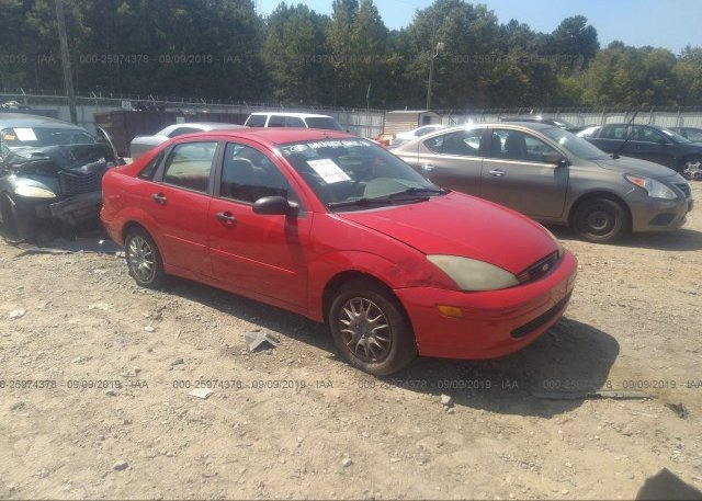 Inventory #716590165 2004 FORD FOCUS