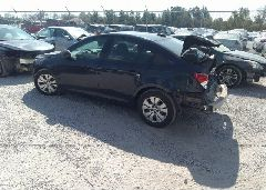 2016 Chevrolet CRUZE LIMITED - 1G1PC5SH5G7152257 [Angle] View