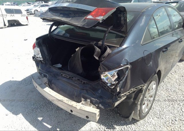 2016 Chevrolet CRUZE LIMITED - 1G1PC5SH5G7152257