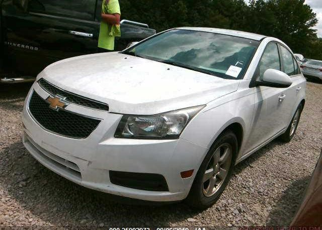 Inventory #996288774 2011 Chevrolet CRUZE