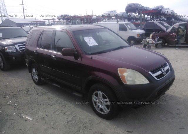Inventory #783053523 2004 Honda CR-V