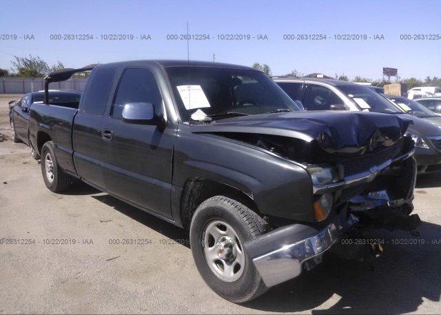 Inventory #976728711 2003 Chevrolet SILVERADO