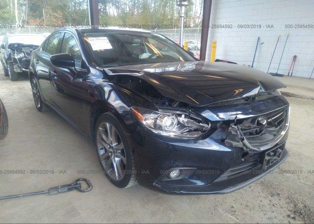 Inventory #966316422 2015 Mazda 6