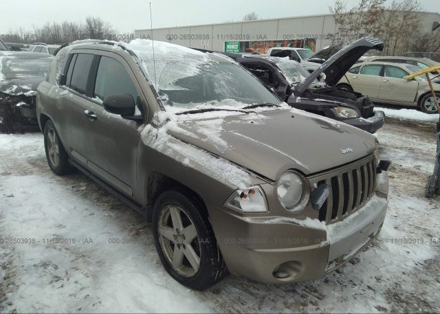 Inventory #990217661 2007 JEEP COMPASS