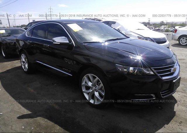 Inventory #477307183 2017 Chevrolet IMPALA