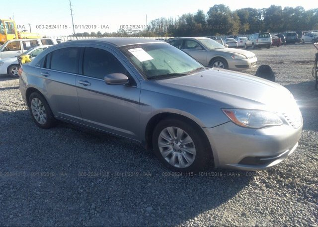 Inventory #374616983 2014 Chrysler 200