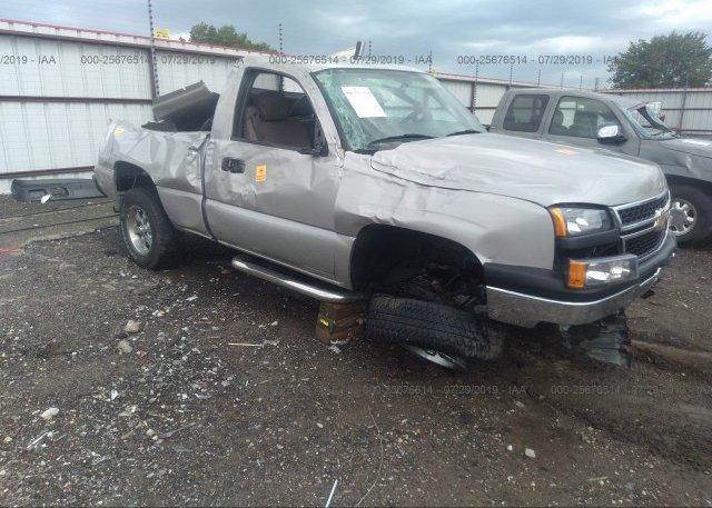 Inventory #398600962 2007 Chevrolet SILVERADO