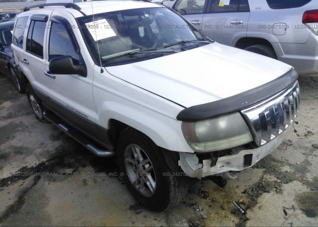 Inventory #263075482 2003 JEEP GRAND CHEROKEE