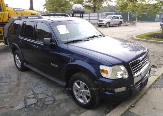 Inventory #195343390 2007 FORD EXPLORER