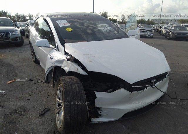 Inventory #354420321 2017 Tesla MODEL X