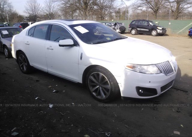Inventory #471954626 2009 Lincoln MKS