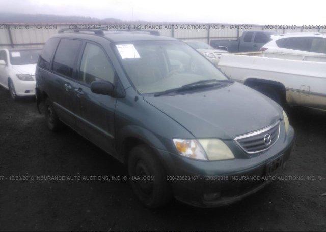 Inventory #977792089 2000 Mazda MPV