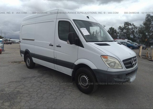 Inventory #948616959 2012 Mercedes-benz SPRINTER