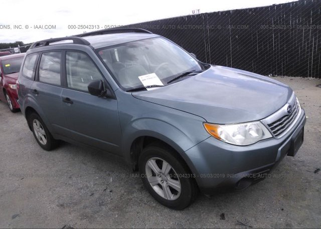 Inventory #729769512 2010 Subaru FORESTER