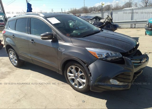 Inventory #622156147 2015 FORD ESCAPE