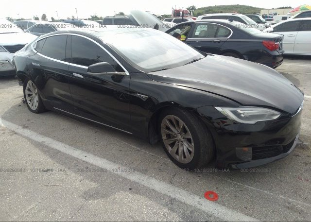 Inventory #487675131 2016 Tesla MODEL S