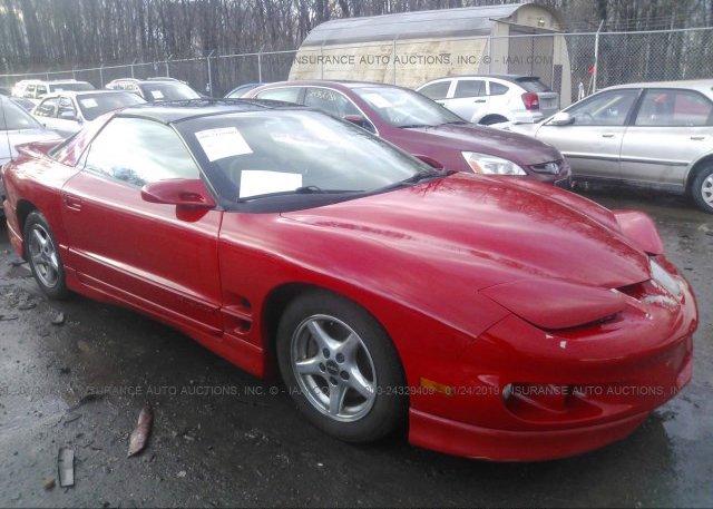 Inventory #805441546 2002 Pontiac FIREBIRD